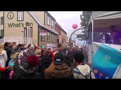 Reykjavik Culture Night 2015 - 1/9 - 22.8.2015