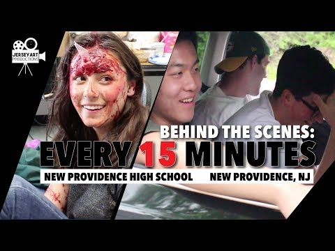 Behind the Scenes: Every 15 Minutes 2019 New Providence High School