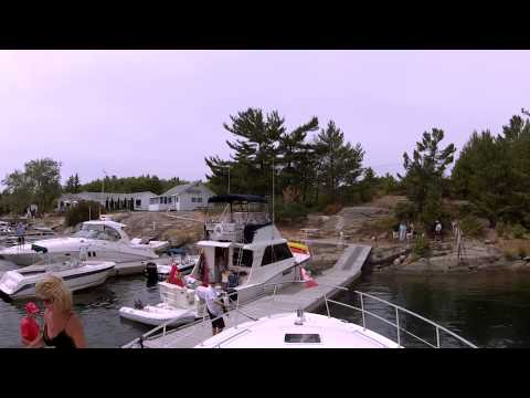 Summer Boating Holiday Cruise 2012 Part 4