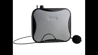Громкоговоритель мегафон РМ-50 с плеером усилитель голоса(, 2015-08-26T15:58:39.000Z)