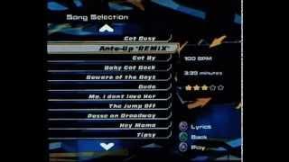 get on da mic (full song list)