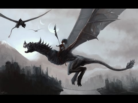 Nightcore - Dragon Rider {Looped}