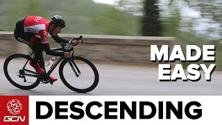 Cycling Descending Made Easy | GCN Cycling Tips