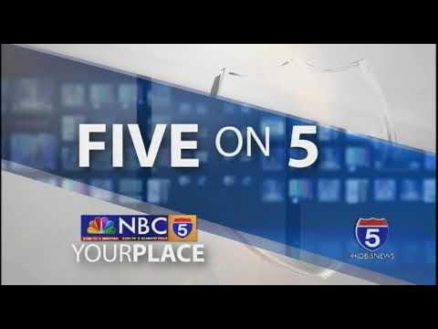 Five on 5 - Congressman Greg Walden (R)