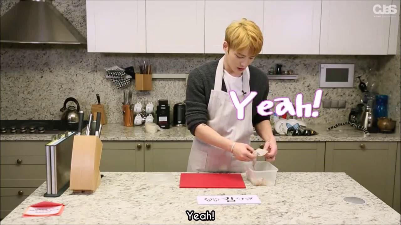 kim jaejong cuisine