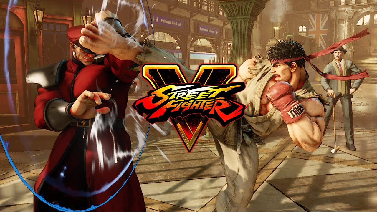 Street Fighter V / 5 - Gameplay And Character Changes Part 1