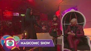 The Sacred Riana' Bikin Takut Haruka – Magicomic Show