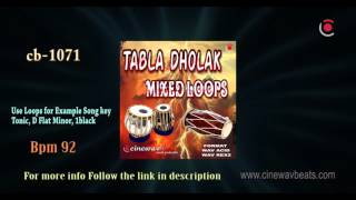 tabla dholak mix loops wav files
