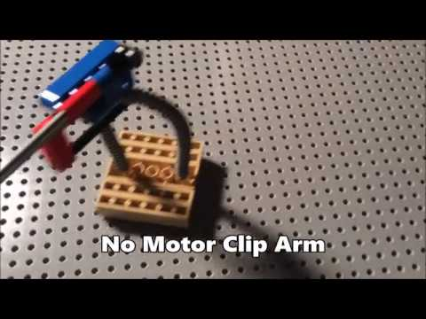 ESSENTIAL FLL ROBOT ARM - Motorless One Way Gate Arm Instructions ...