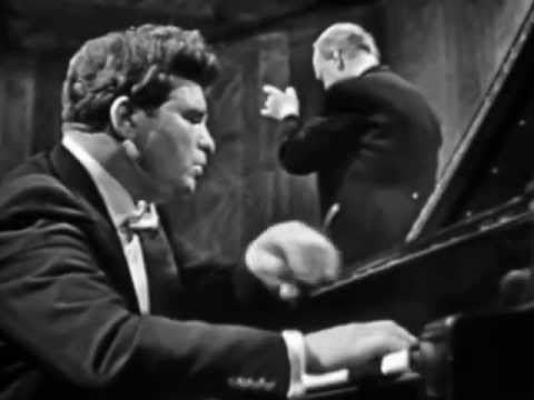 TCHAIKOVSKY  Piano Concerto In B Flat  EMIL GILELS  1959