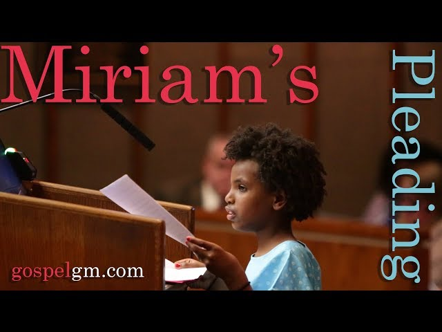 Planned Parenthood Is Destroying African Americans- Listen To Miriam