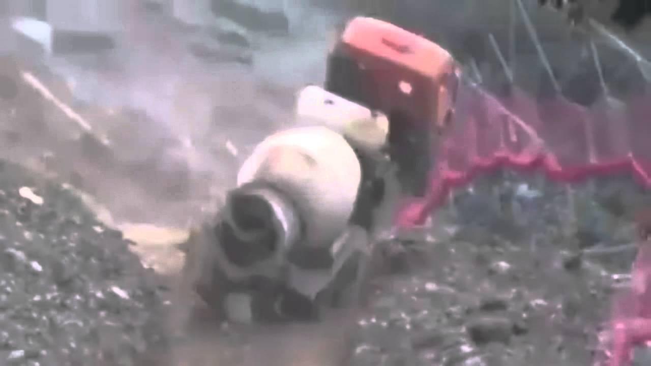 恐怖災難碰撞坍塌 激烈視頻影像 ~閱覽注意~高能滿點~ - YouTube