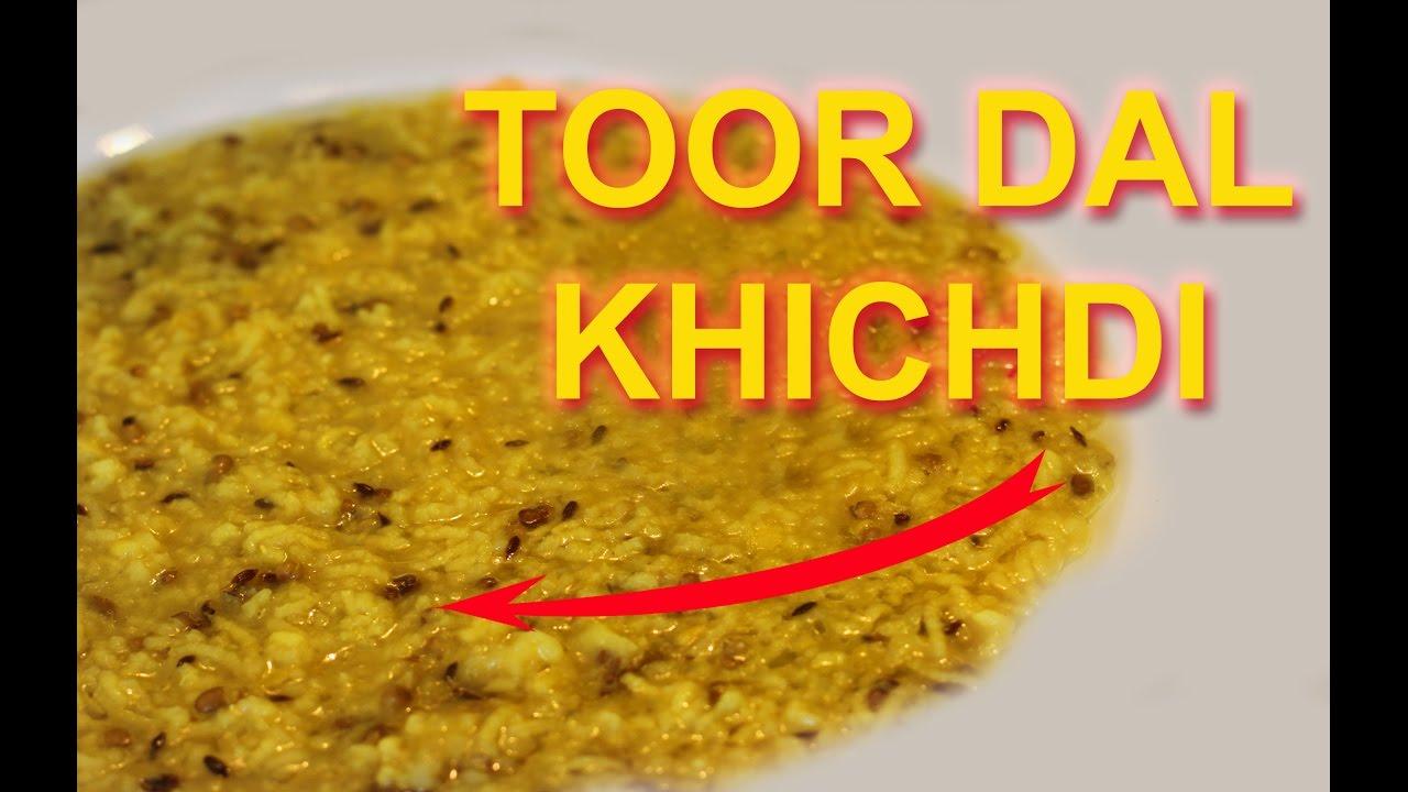 Toor dal khichdi indian rice dal youtube toor dal khichdi indian rice dal ccuart Choice Image
