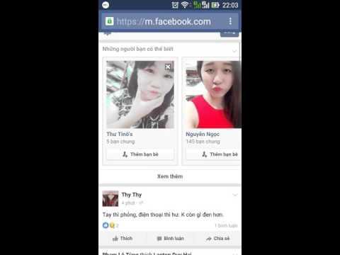 Hướng dẫn cách tải video trên facebook bằng điện thoại