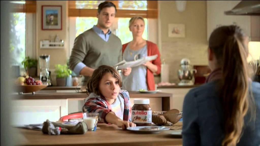 Nutella ein ganz normaler Morgen Tag 2013 - YouTube