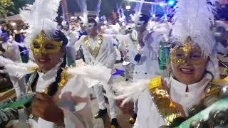 Batería La Soñadora Comparsa Tupa Pora Presentación Carnavales Rinconeros 23 02 18