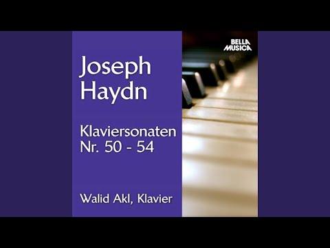 Klaviersonate No. 50 in D Major, Hob. XVI: I. Allegro
