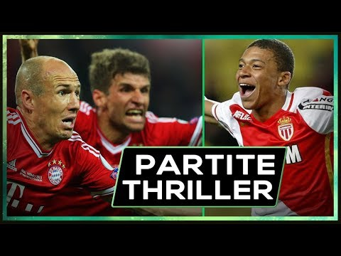7 Partite Incredibili e Thriller del 2016/17