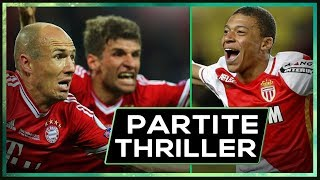 7 Partite Incredibili e Thriller del 2016/17 - Brividi