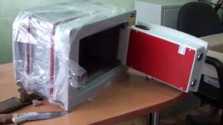 видео Встраиваемые сейфы