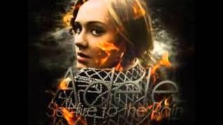 Adele - Set Fire To The Rain (Bounce ReMix)