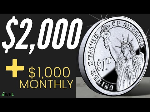 $2,000 + $1,000 per Month (for OVER a year)