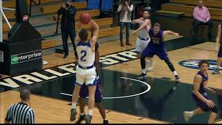 2017-18 GVSU Men's Basketball - Highlights vs. Ashland (Feb. 15)