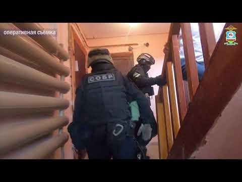 В г.Якутск задержана ОПГ - оперативное видео