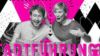 """Impro-Comedy mit """"Die Stereotypen"""" - Trailer zu den Stadtführungen in Bielefeld"""