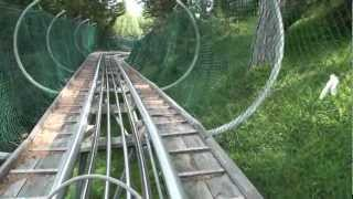 Альпийский горный аттрацион (г. Имст) - Alpine Coaster Imst