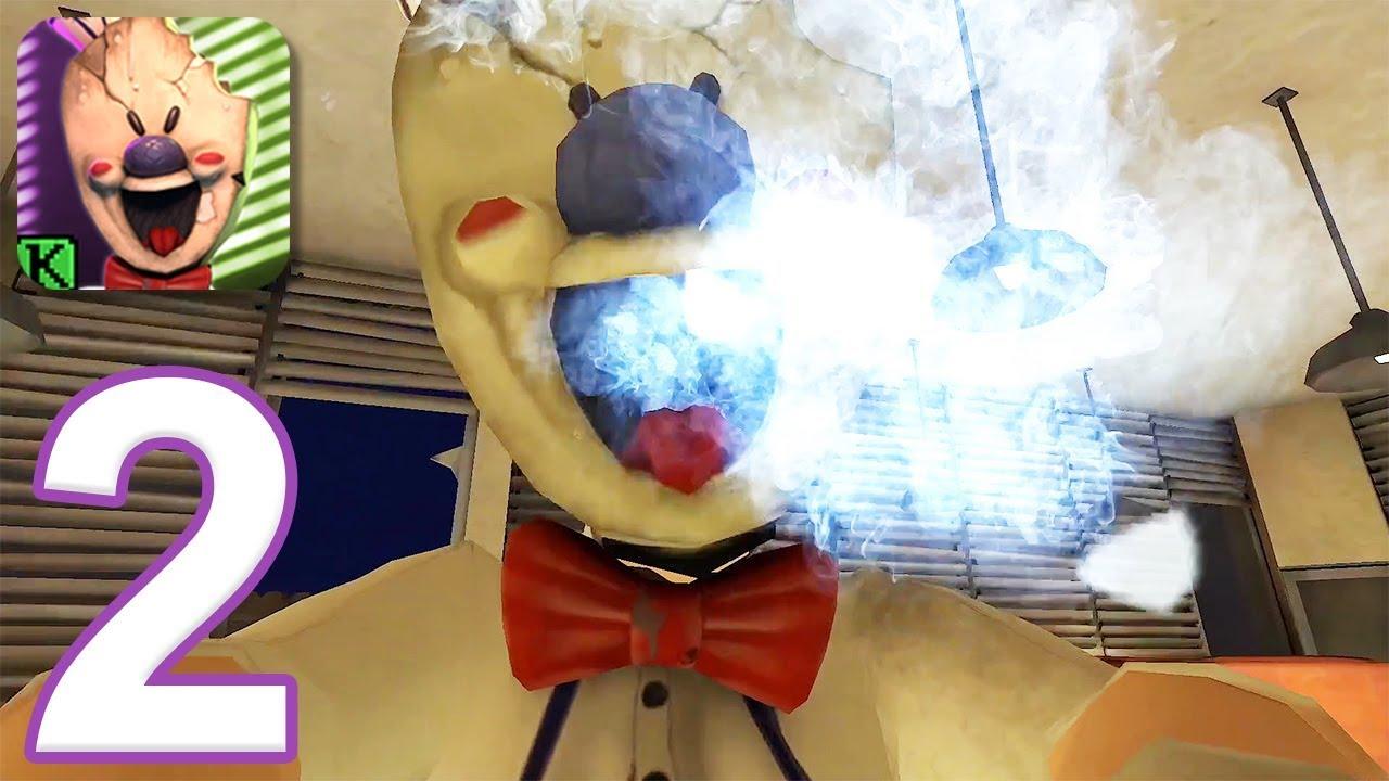 Download Ice Scream: Horror Adventure - Gameplay Walkthrough Part 2 - Hard Mode (iOS, Android)
