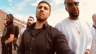 Letzter Tag! Mit KOLLEGAH Zu 300 die FIBO stürmen – Gespräch mit Sinan G &  Rooz   Expo Vlog Tag 4