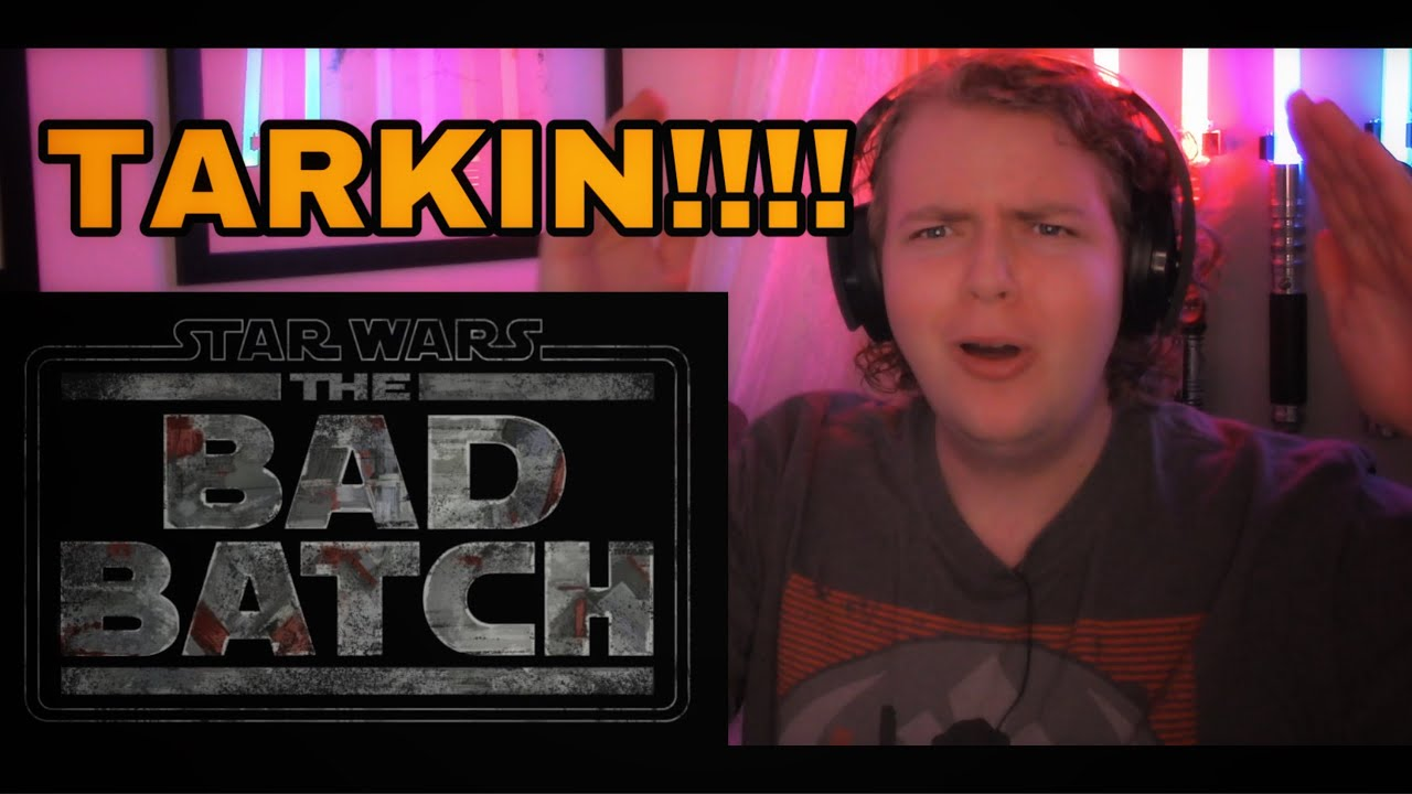 The Bad Batch ep 3 reaction: You are so dumb