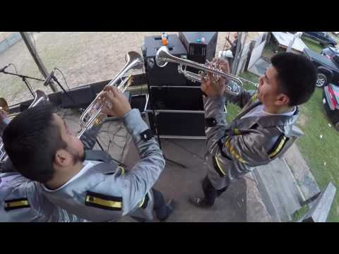 Lamberto Quintero con La Banda La Enkantadora