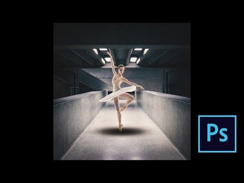 Dancing On The Bridge - Photoshop Manipulation Tutorial thumbnail