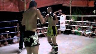 BBQ Beatdown 37: Adam (New Zealand) vs Matt (Australia) @ Tiger Muay Thai