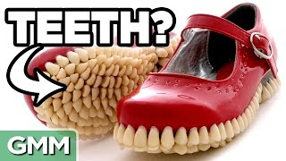 Weirdest Shoes In The World