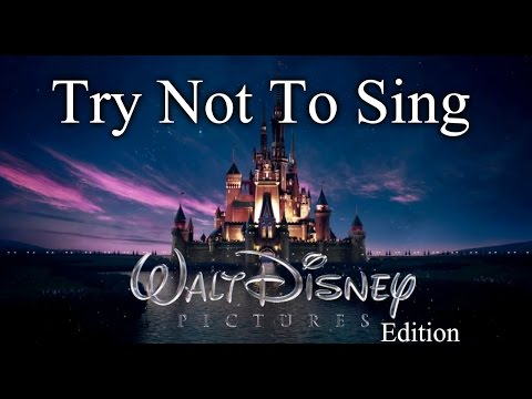 If You Sing You Lose  Disney Edition