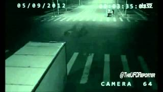CCTV Camera in China (UFO)- 5 September 2012