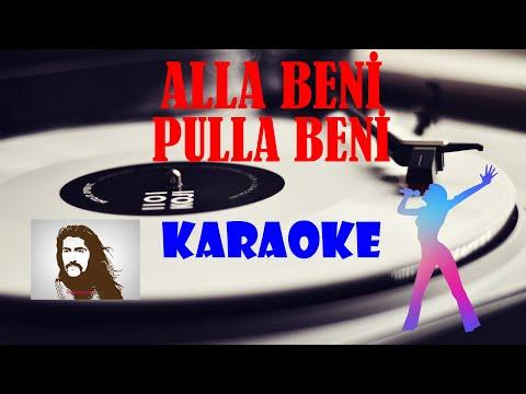 Barış Manço - Alla Beni Pulla Beni - Karoke - Full HD