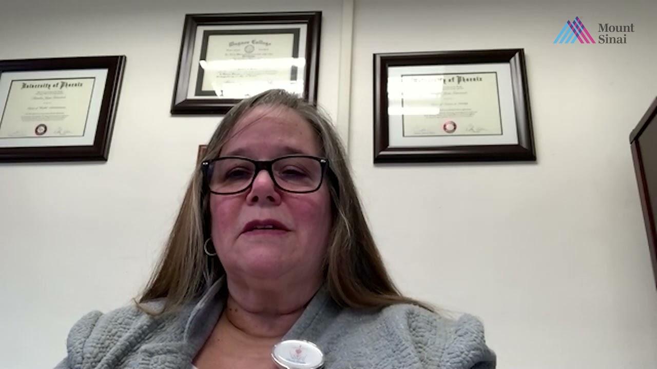 Nurses Week 2021 - Claudia Garcenot, MSN, MHA, RN
