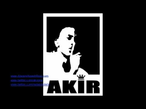 AKIR _ JUST THINK: Produced by - Slim Kat 78 (#SupporterSundays)