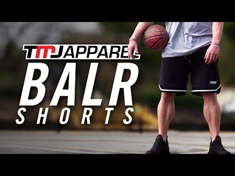 TMJ Apparel BALR Shorts Now Available!