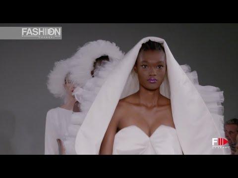ALEXIS MABILLE Haute Couture Spring 2020 Paris - Fashion Channel