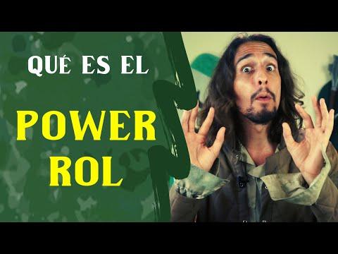 LARP - 😨¿Qué es el Power Rol?🤦♂