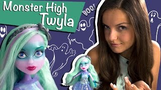 Twyla Haunted (������ ���������) Monster High ����� � ���������� \ Review CDC28