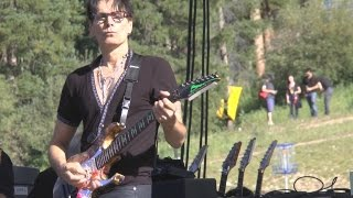 Steve Vai - Guitar Town Festival - Full Show - Colorado - 8/9/15 - HD