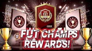 FIFA 19! FUTCHAMPS REWARDS + DIV RIVALS REWARDS! (PS4/XBOX)
