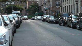 Правила парковки автомобилей в США