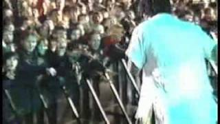 The Prodigy - Funky Shit ( Live, Moscow 97 )